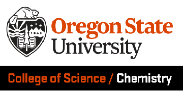 Oregon State University, Chemistry Department logo