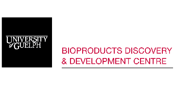 Bioproducts Discovery and Development Centre, University of Guelph logo