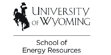 University of Wyoming - School of Energy Resources logo