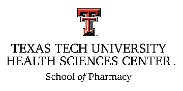 Texas Tech University Health Sciences Center, School of Pharmacy logo