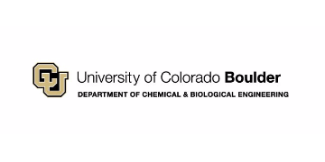 University of Colorado Boulder Department of Chemical and Biological Engineering logo