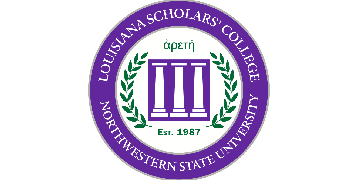 Louisiana Scholars' College, Northwestern State University logo