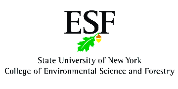 State University of New York, College of Environmental Science and Forestry (SUNY-ESF)  logo