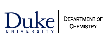 Duke University Chemistry logo