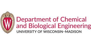 Dept. of Chemical and Biological Engineering, University of Wisconsin logo