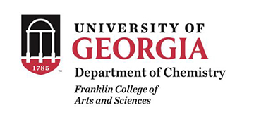 The University of Georgia - Department of Chemistry logo