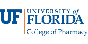Department of Pharmacuetics, College of Pharmacy, University of Florida logo