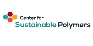 Center for Sustainable Polymers logo