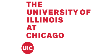 University of Illinois at Chicago, Department of Physics logo