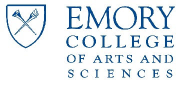 Emory University, Emory College of Arts and Sciences,Department of Chemistry logo