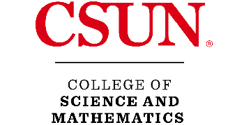 Department of Chemistry and Biochemistry/California State University Northridge logo