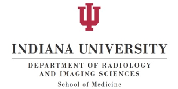 Indiana University School of Medicine/Department of Radiology & Imaging Sciences logo