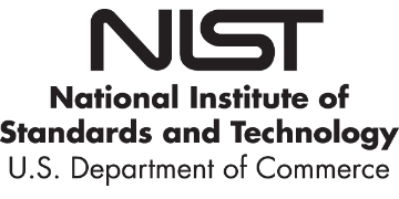 National Institute of Standards & Technology logo