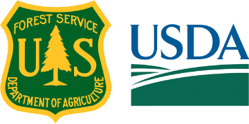 USDA FOREST SERVICE FOREST PRODUCTS LABORATORY logo