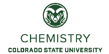 Department of Chemistry, Colorado State University logo