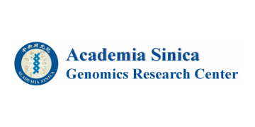 Genomics Research Center, Academia Sinica logo