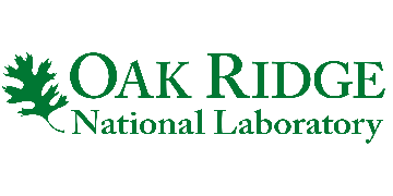 Oak Ridge National Lab logo