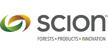 New Zealand Forest Research Institute trading as Scion logo