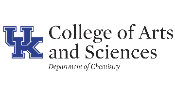 University of Kentucky, Department of Chemistry logo