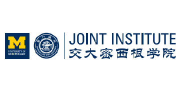 University of Michigan-Shanghai Jiao Tong University Joint Institute logo