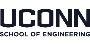 University of Connecticut Chemical & Biomolecular Engineering Department logo