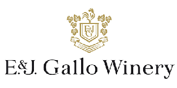 E. & J. Gallo logo